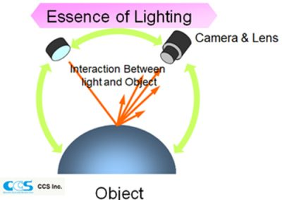 การเปรียบเทียบระหว่าง Human Vision และ Machine Vision