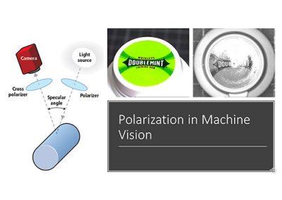 เทคนิค  Polarization ในงาน Machine Vision